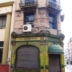 Montevideo Day 2 - abandoned building