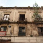 Montevideo Day 2 - abandoned building 2