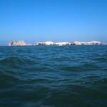 La islas from afar