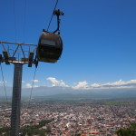 Teleferico over Salta